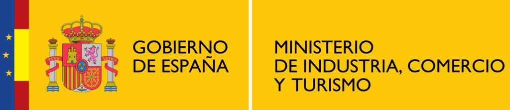 Logo Ministerio de Industria Gobierno de España