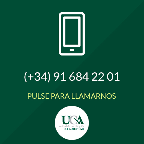 telefono UCA +34 91 684 22 01