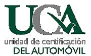UCA ~ Unidad de Certificación del Automóvil