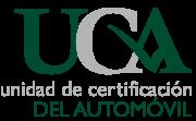 logo unidad de certificación del automóvil UCA